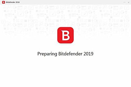 Bitdefender Antivirus Plus 2019 PC Edition – 1 PC | 2 Jahre / 730 Tage (Windows Geräte) - Aktivierungscode & Installationsanleitung (bumps packaged) - 5