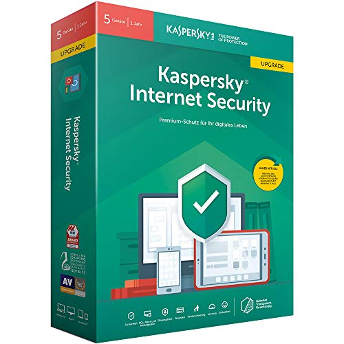 Kaspersky Internet Security 2019 5 Geräte Upgrade