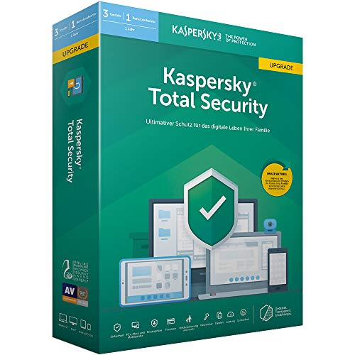 Kaspersky Total Security 2019 Upgrade Mini-Box