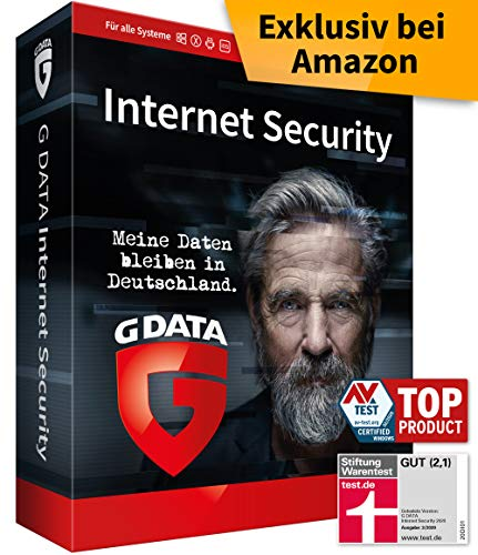 G DATA Internet Security 2020 | 3 Geräte - 1 Jahr,