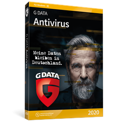 G Data Antivirus 2020, 1 Jahr