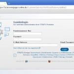Strato Phishing
